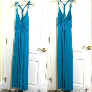 UNAVAILABLE ❌ NWT Gilli Turquoise Maxi Dress